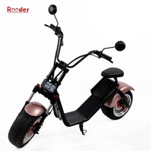1200W elektrický batériový motocykla harley citycoco r804e EEC prednej spätnom zrkadle lampa zadné turn Tretie brzdové svetlo ŠPZ lampy Zrkadlá stojan a prístrojovú dosku