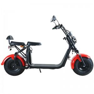 EGS velika kolesa električni skuter citycoco z odstranljivo baterijo