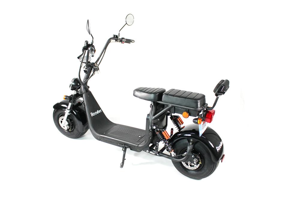 HOO citycoco veliki kotač električni skuter s removeble baterije
