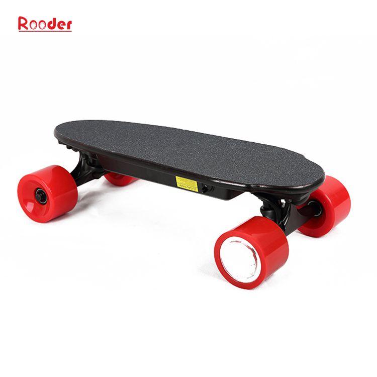 mini 4 wiel elektriese skaatsplank r800n met 24V litium battery 3kgs net groothandelprys Voorgestelde Image