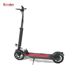 elektriskā Motorollers r803t ar 10 collu riteņiem, 36V litija baterija 500W brushless motror max ātrums 40kmh