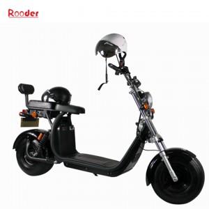 Rooder citycoco elektriline roller täiskasvanutele COC heakskiidu