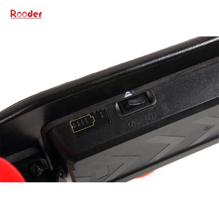 mini 4 kotača električni skateboard sa 24V litij baterija 3kgs samo veleprodajna cijena od Rooder 4 kotača električni skateboard tvornica proizvođača dobavljača (9)