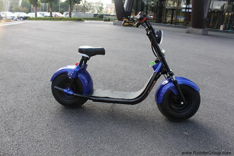 2 roues adultes scooter lectrique r804b avec choc avant. Black Bedroom Furniture Sets. Home Design Ideas