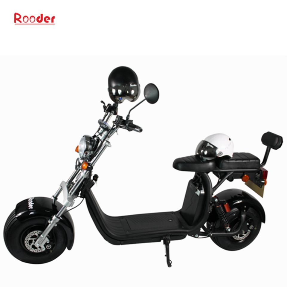 Rooder citycoco elektriline roller täiskasvanutele COC heakskiidu Soovitatavad Image