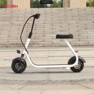 električni skuter citycoco r804m s 350 W motorom 48 V 10 inča debela guma i litij-ionska baterija