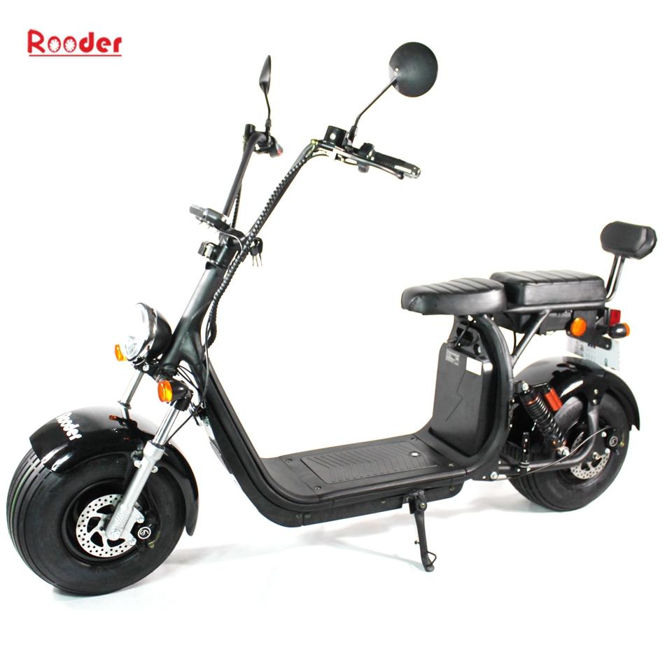HOO citycoco veliki kotač električni skuter s removeble baterije Poznate slike