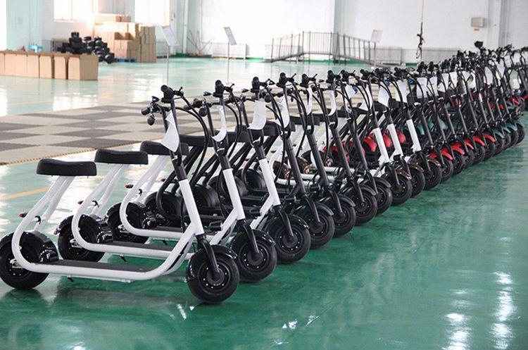 mini Harley liikkuvuutta skootterin r804m 350 W: n moottori 48 jännite litium-ioni-akku 35 km yhdellä latauksella 10 tuuman rasvaa renkaan 30 km tunnissa huippunopeus (21)