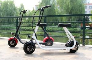 sähköinen skootterin citycoco r804m 350 W: n moottori 48 V 10 tuuman rasvaa renkaan ja litium-ioni-akku