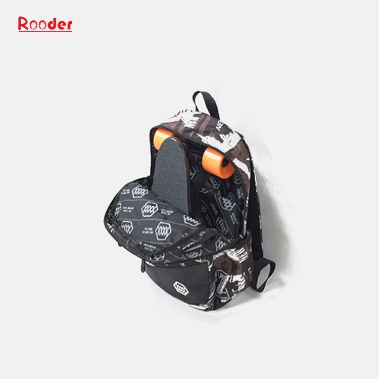 mini 4 kotača električni skateboard sa 24V litij baterija 3kgs samo veleprodajna cijena od Rooder 4 kotača električni skateboard tvornica proizvođača dobavljača (13)