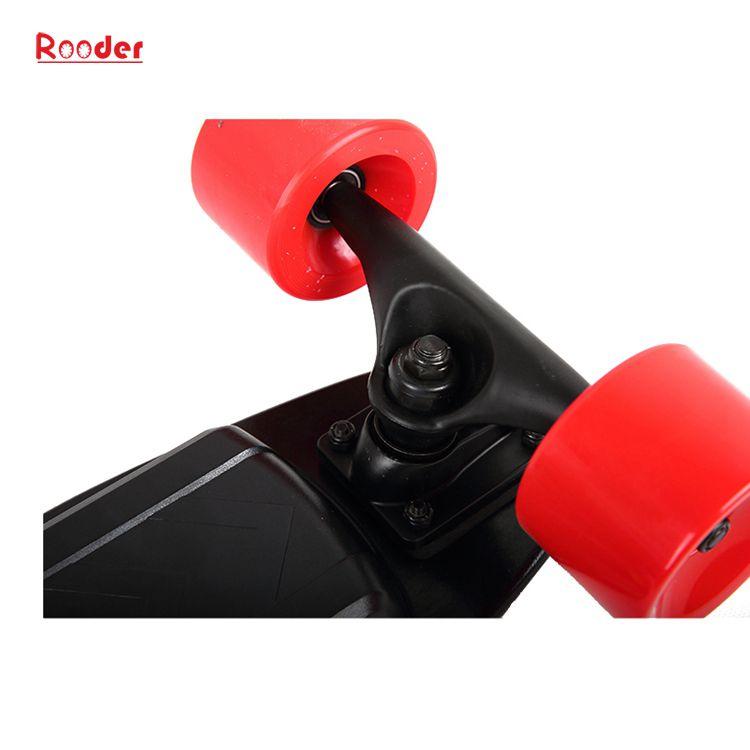 mini 4 kotača električni skateboard sa 24V litij baterija 3kgs samo veleprodajna cijena od Rooder 4 kotača električni skateboard tvornica proizvođača dobavljača (10)