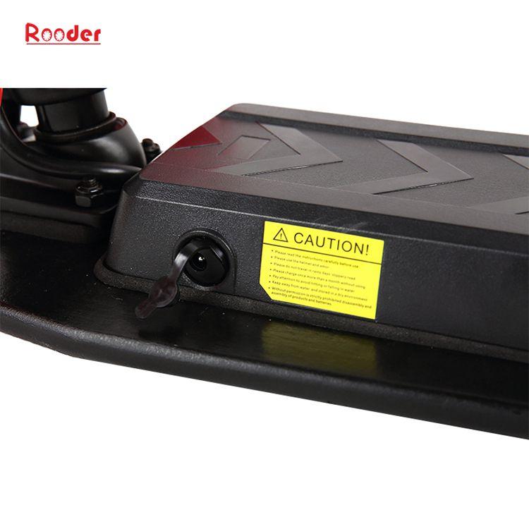mini 4 kotača električni skateboard sa 24V litij baterija 3kgs samo veleprodajna cijena od Rooder 4 kotača električni skateboard tvornica proizvođača dobavljača (8)