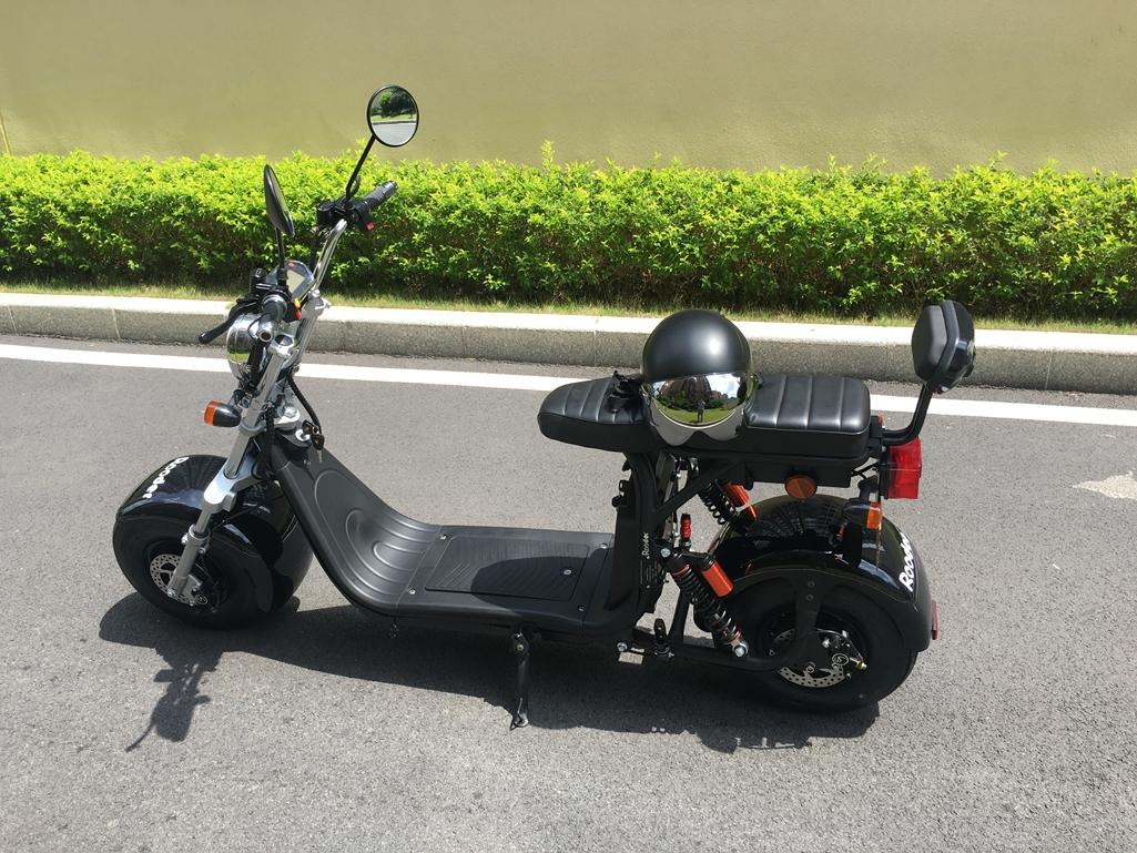 Rooder EEG citycoco scooter till salu med COC approvel från Kina